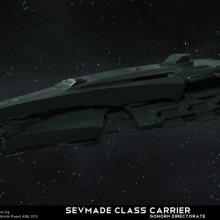 Sevmade Class Carrier by Anton Cherevan