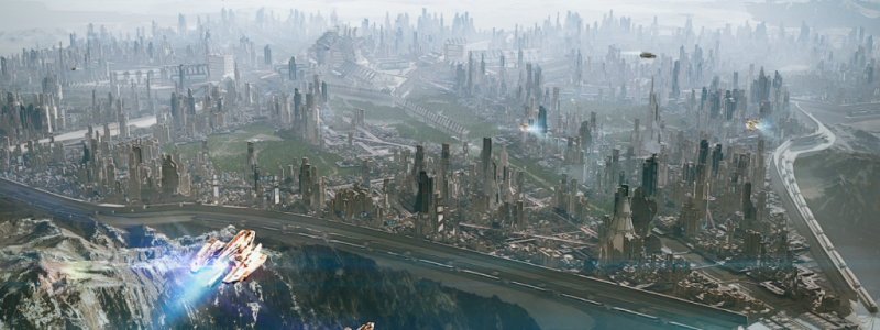 Arnou Matte Painting by Christian Hecker