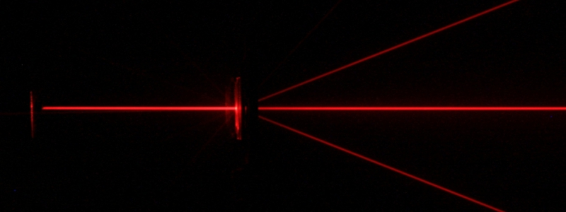 Diffraction-red laser-diffraction grating PNr0126